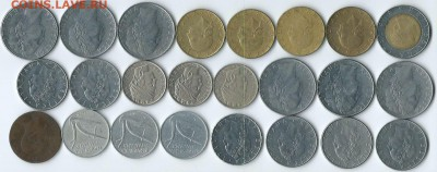 *****Монеты разных стран***** - Италия-