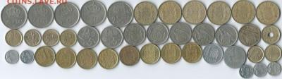 *****Монеты разных стран***** - Испания