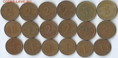*****Монеты разных стран***** - Латвия