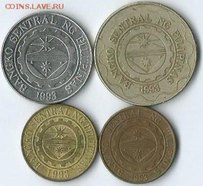 *****Монеты разных стран***** - Филиппины-