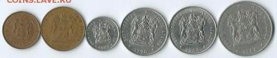 *****Монеты разных стран***** - ЮАР-