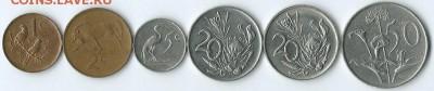 *****Монеты разных стран***** - ЮАР