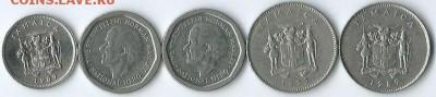 *****Монеты разных стран***** - Ямайка-