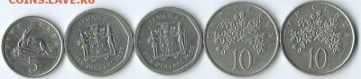 *****Монеты разных стран***** - Ямайка