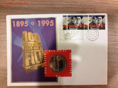 КИНЕМАТОГРАФ на монетах и жетонах - P60413-000734