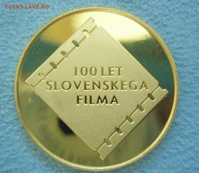 КИНЕМАТОГРАФ на монетах и жетонах - 2500 толлариев -0
