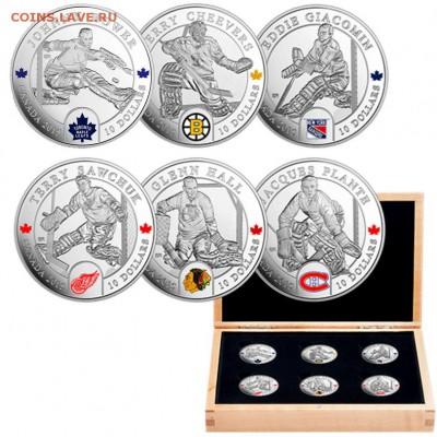 Хоккей на монетах - 185722
