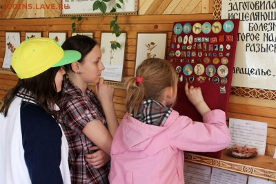 Нужны значки ФАУНА для выставки юннатам - Школьники и значки - 01