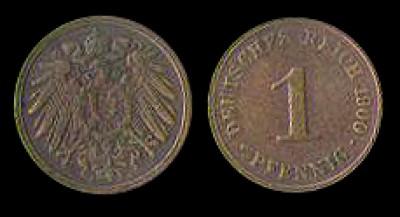 Монета - 1