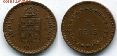 Португальские колониии. - мн126