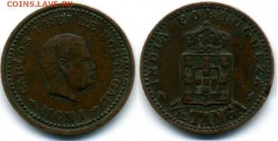 Португальские колониии. - М715