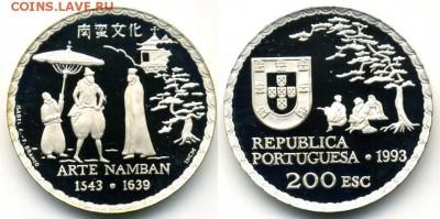 Португалия - м711