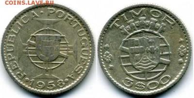 Португальские колониии. - Т12