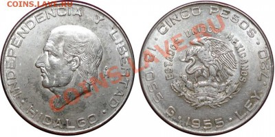 Старая Мексика. - mexico.5.p.1955