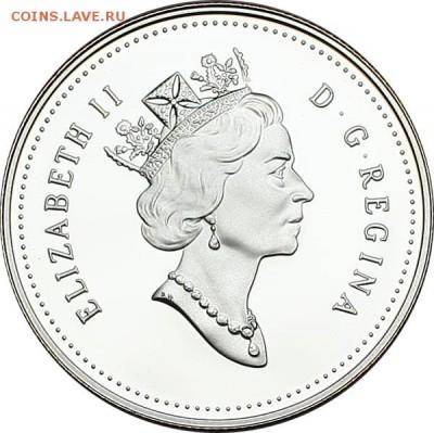 Кошки на монетах - Канада-3