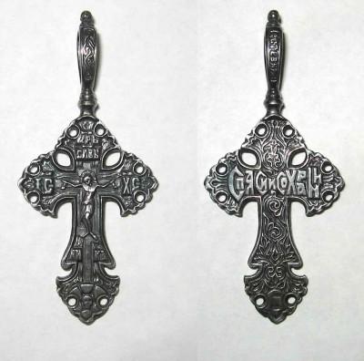 Крест - крест