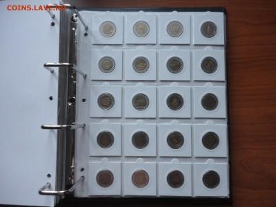 10 бат Тайланд, 63 шт, биметалл. - DSC01957.JPG