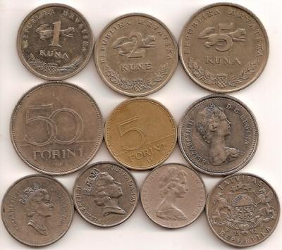 Лот монет с животными (до 11.05.2008г 21.00 по Моск.) - Жывотные