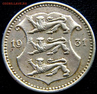 Эстония_10 сентов 1931; до 01.09_22.22мск - 11177