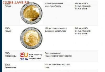Кто серьёзно собирает(коллекционирует) монеты евро? - Снимок34.JPG