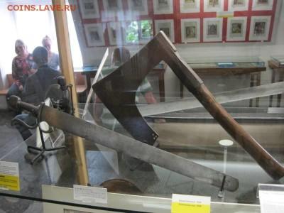 Нотгельды Германии. Обзорная тема. - Топор и меч палача (середина 16 века)