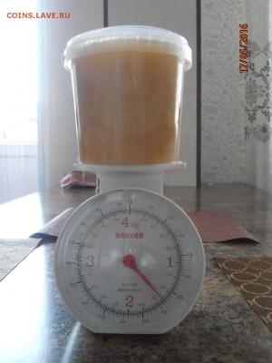 Кедровый орех и мёд из Уссурийской тайги = 2016 = - Липа 1 литр