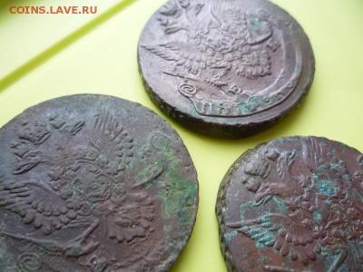 5 копеек 1784,85,87гг,до 24.10 2016 - 06