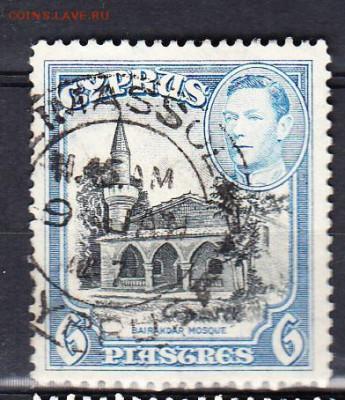 колонии Кипр 1938 1м 6п - 303