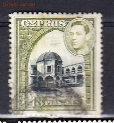 колонии Кипр 1938 1м 18п - 304
