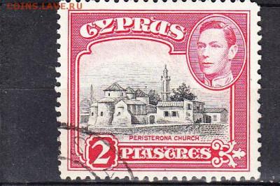 колонии Кипр 1938 1м 2п - 310