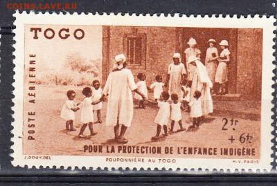 Колонии Фр Того 1942 1м - 327