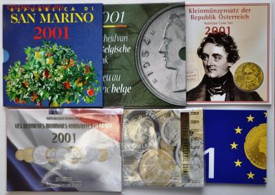 ВАТИКАН•САН-МАРИНО•МОНАКО2019•АНДОРРА•АВСТРИЯ 25€ и 3€ - Последние выпуски