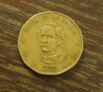 ДОМИНИКАНА - 1 песо 2000 до 1.11, 22.00 - Доминикана 1 песо 2000_1
