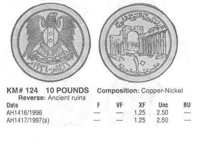 Монеты Мавританий - сирия.JPG
