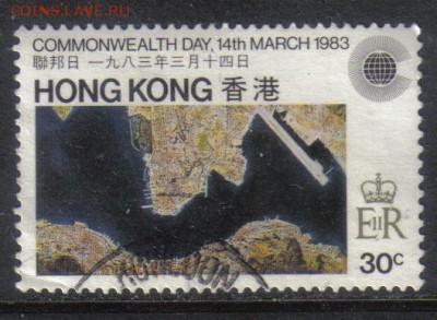 Гонконг до 13.11 22.00мск - Гонконг 1983г
