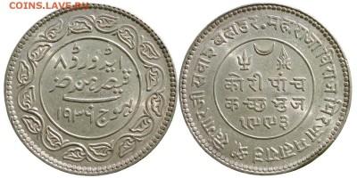 Колониальная Индия. - kutch_5kori_1936