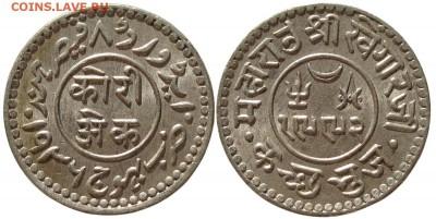 Колониальная Индия. - kutch_1kori_1936