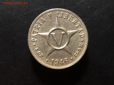 Куба 5 сентаво 1946 - image