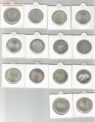 Предпродажная оценка монет Германии - 10