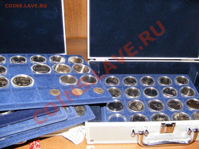 Составление коллекции монет СССР юбилейка - DSCF0879.JPG