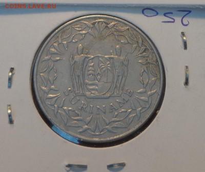 СУРИНАМ - 250 центов 1987 г. до 23.12, 22.00 - Суринам 250 ц 1987_2