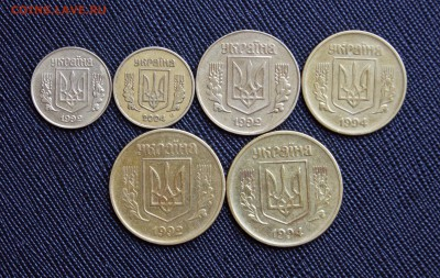 Монеты Украины до 23.12.2016 22:00 МСК - DSC01549.JPG
