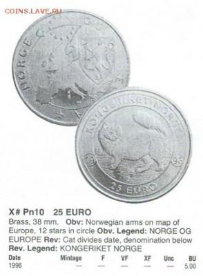 Кошки на монетах - 1