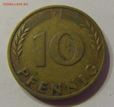 10 пфеннигов 1950 F Германия 10.01.2017 22:00 МСК - CIMG4554.JPG