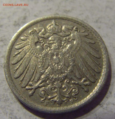 5 пфеннигов 1912 F Германия 10.01.2017 22:00 МСК - CIMG7501.JPG