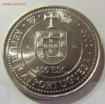 200 эскудо 2000 КортеРеал Португалия №1 10.01.2017 22:00 МСК - CIMG7607.JPG