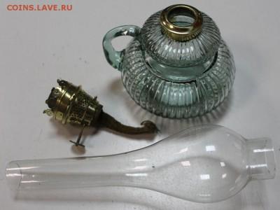 Лампа керосиновая маленькая, стекло *******  2,02,17 в 22,00 - 20,05 023