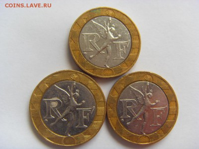Лот монет Франции- 13 монет до 11.02.17г. - SDC14162.JPG