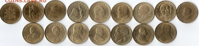 Иностранные монеты, Экзотика, Ватикан - img396