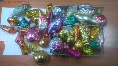 Елочные игрушки советского образца. - image (23)